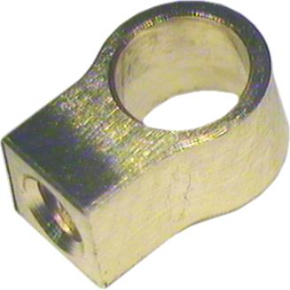 Kolbenstangen Endstück Bohrung 3,0 mm